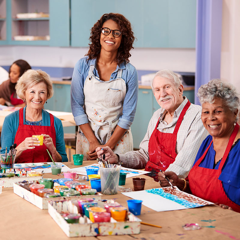 Creative minds - Assisted Living & Memory Care in CO